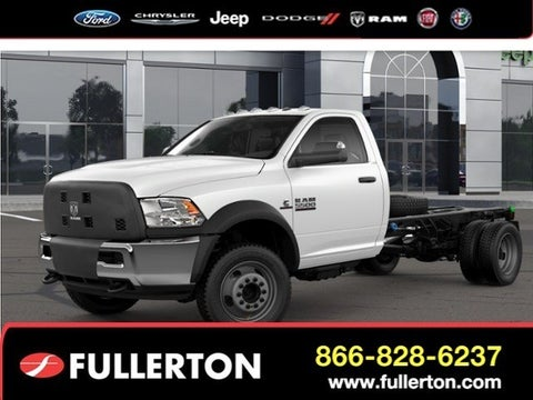 Dodge Ram 5500 >> 2018 Ram 5500 Slt Chassis Regular Cab 4x4 168 5 Wb In Somerville